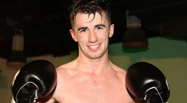 Biding his time: Derry's Tyrone McCullagh is making progress