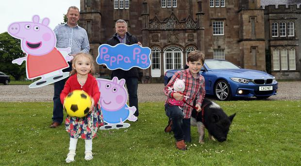 There will be plenty of fun for the youngsters at the Dalriada Festival