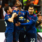 Emotional: Paul Pogba celebrates scoring