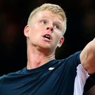 Great Britain's Kyle Edmund tailed to reach the quarter-finals of the Lyon Open