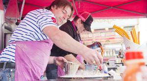 Belfast's Spring Continental Market runs this Bank Holiday Weekend.
