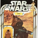 Rare Star Wars toy.