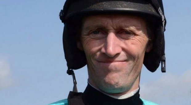 Trauma: Paddy Young is in hospital following accident