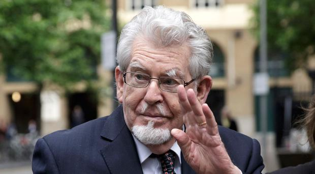 Indecent assault charges: Rolf Harris