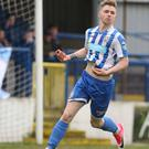 Bright spark: Jamie McGonigle has shone for the Bannsiders