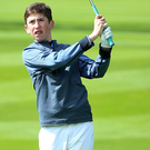 Amateur golfer Tom McKibbin