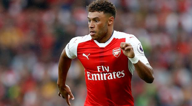 Alex Oxlade-Chamberlain: Fighting for Cup final spot