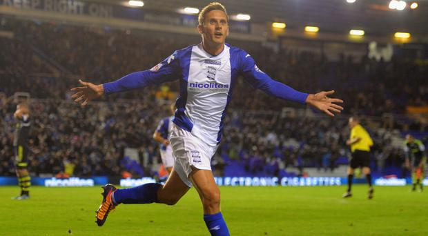 Always a Ger: Peter Lovenkrands aiming for the top