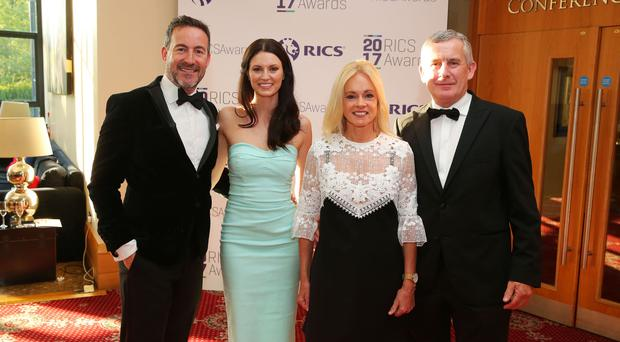 The RICS Northern Ireland awards at the La Mon Hotel and Country Club, May 2017