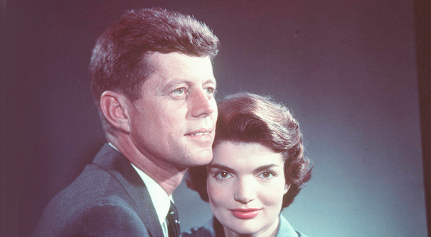JOY AND PAIN: John F Kennedy and Jackie
