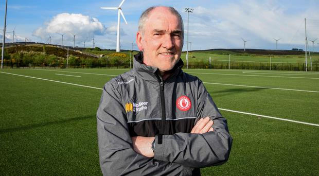 Word of warning: Mickey Harte knows one win at Celtic Park doesn't mean Tyrone will now have it easy