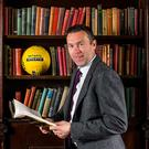 New Role: Oisin McConville is helping to guide Laois
