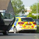 An elderly couple have been found murdered in their own home. A 40-year-old man has been arrested