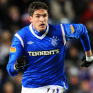 Kyle Lafferty's return to Ibrox 'may be far from plain sailing'.