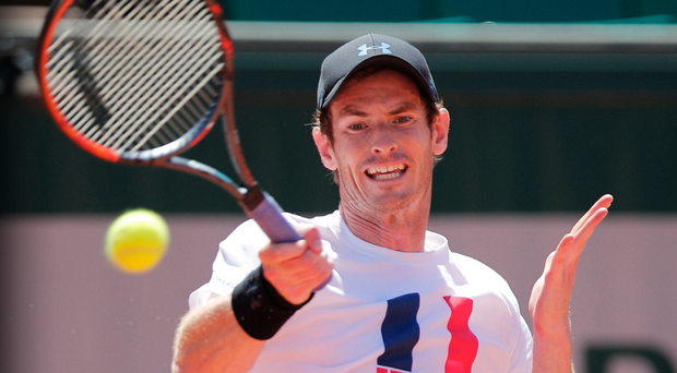Court out Andy Murray is struggling to find form on the eve of his T French Open campaign