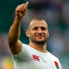 Job done: Danny Care