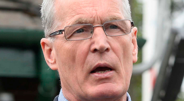 Sinn Fein MLA Gerry Kelly expressed his condolences to the Barrett family