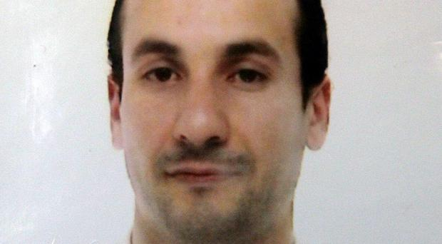 Abbas Boutrab, who was jailed for having information in connection with terrorism