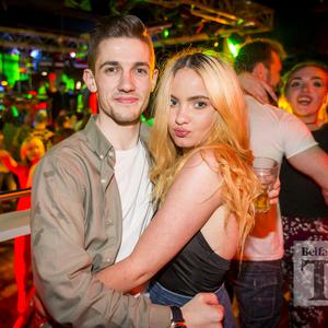 People out for Box Nightclub Summer Sessions. 27th May 2017. Liam McBurney/RAZORPIX