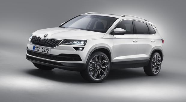 Skoda has revealed its all-new compact SUV, the Karoq – a replacement for the Yeti.