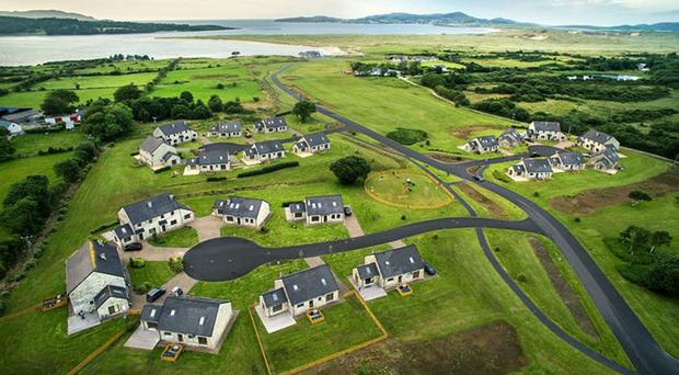 Cuan na Ri Oceanfront Resort in Donegal is up for sale