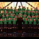 St Patricks Junior Choir performing on Britain's Got Talent (© ITV / SYCO)