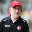 Spoiled for choice: Mickey Harte's selection box is appetising for the semi-final against Donegal