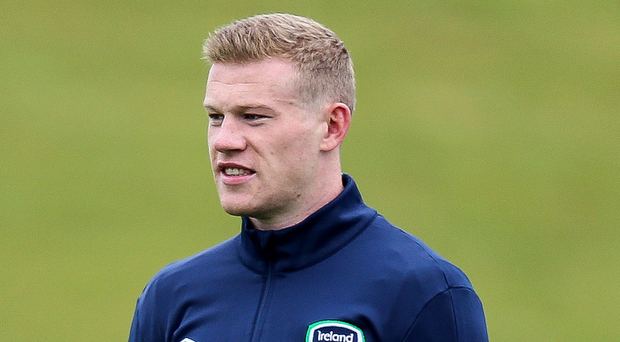 Derry man James McClean is is in line to captain the Republic of Ireland in Friday's friendly against Mexico