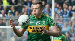 Pressure: Brendan O'Sullivan admitted doping offence