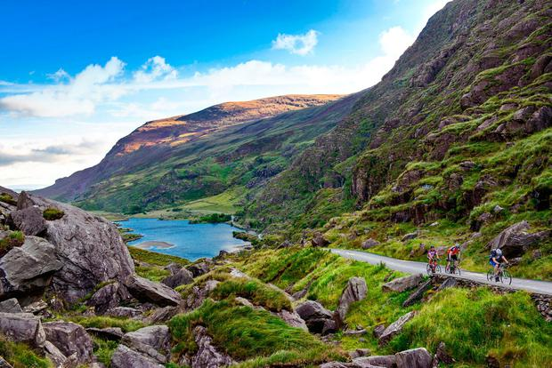 Gap of Dunloe, County Kerry, Ireland (File photo/Getty)