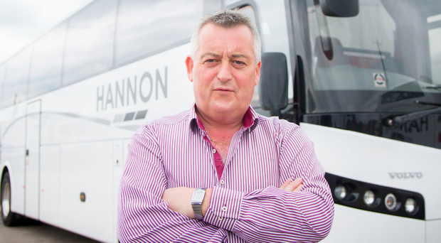 Aodh Hannon of Hannon Transport wants to run up to 20 buses a day