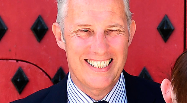 DUP Westminster candidate Ian Paisley