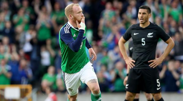 Liam Boyce could be set for a move to the English Championship.