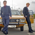 Fitzpatrick (James Buckley), Vincent (Ed Westwick) and Lavender (Joe Thomas) in White Gold