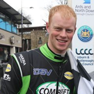 Leader: Sam Moffett remains unbeaten in the Irish series