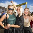 Festival goers out at T13 for the 2017 AVA Festival. Saturday 3rd June. Liam McBurney/RAZORPIX