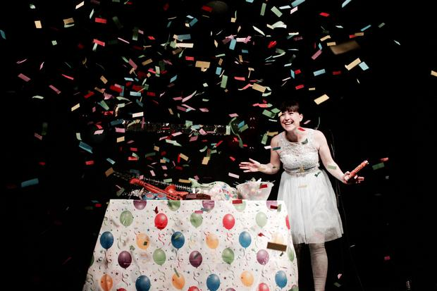 Katie's Birthday Party runs at the MAC, Belfast from June 9-11.