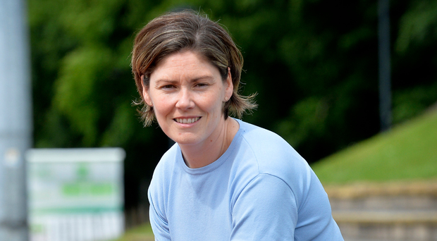 In charge: New NCU General Manager Angela Platt is keen to develop grassroots and women's cricket. Photo: Stephen Hamilton/Presseye