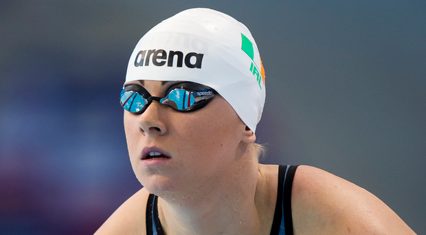 New path: Sycerika McMahon is excited about the fututre. Photo: Giorgio Perottino/INPHO
