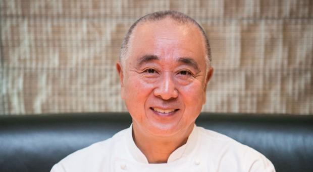 Famous: Nobu's cuisine is renowned