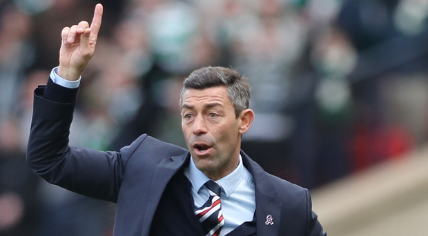 Delighted: Rangers boss Pedro Caixinha happy with deals. Photo: Ian MacNicol/Getty Images
