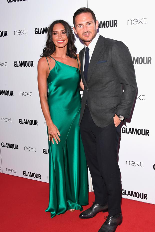 LONDON, ENGLAND - JUNE 06: Christine Lampard and Frank Lampard attend the Glamour Women of The Year awards 2017 at Berkeley Square Gardens on June 6, 2017 in London, England. (Photo by Stuart C. Wilson/Getty Images)