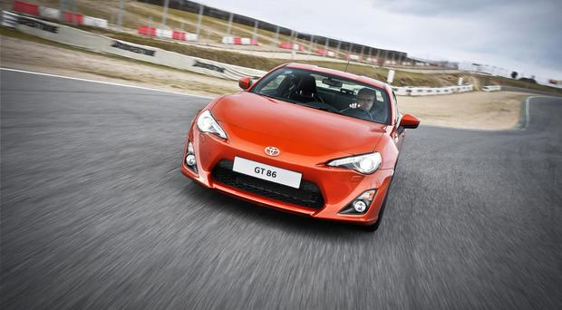 Toyota has released a new limited-run version of its GT86 sports car - the Orange Edition.