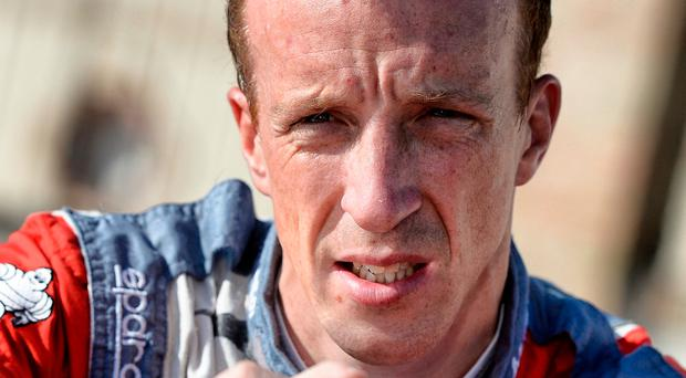 Time to deliver: Kris Meeke