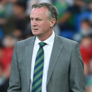 Northern Ireland manager Michael O'Neill.