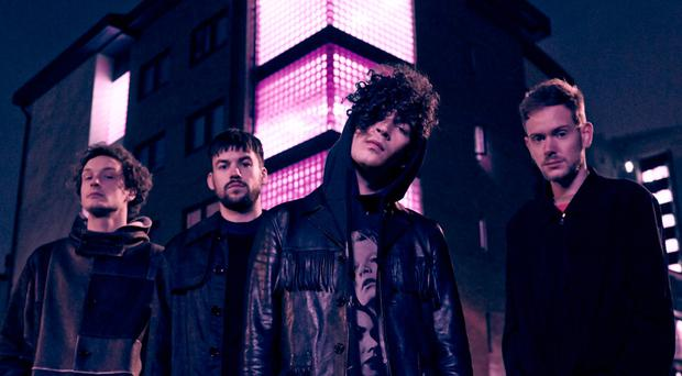 The 1975 are to play Belsonic this month.