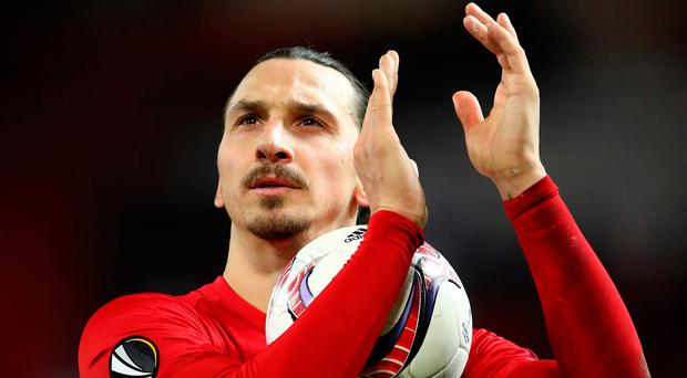 Zlatan Ibrahimovic looks unlikely to return to Manchester United next season.
