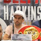 Lee Haskins admits he is 'jealous' of Belfast's boxing fascination but held a warning for the home supporters ahead of his fight against Ryan Burnett.
