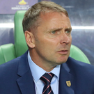 England U-20 head coach Paul Simpson