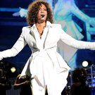 Never forgotten: Whitney Houston performing in Dublin in 2010